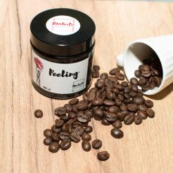 Peeling kawowy makutu